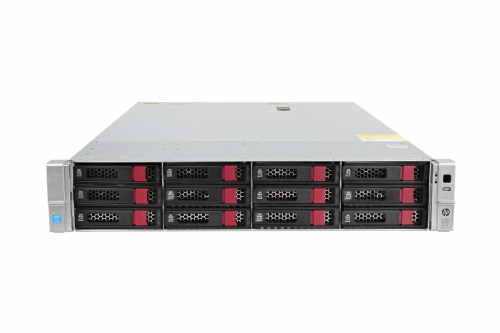 "HPE ProLiant DL380 Gen9 Server Dual 4-Core E5-2637 V3  3.5GHz  RAM 400GB SSD  12 X 3.5"" LFF"